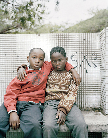 Wayne Lawrence, 'Brothers, Soweto', 2013, Lora Reynolds Gallery