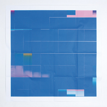 , 'Azul de Siempre,' 2013, Ángeles Baños