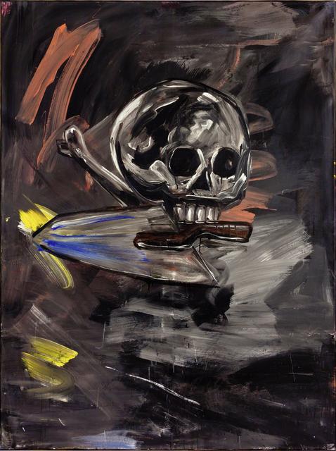 , 'Der Baumeister,' 1982, Museum Dhondt-Dhaenens