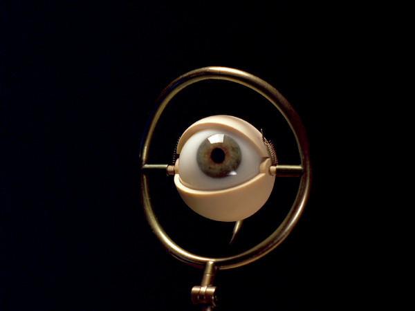 , 'Quizzing Glass,' 2005, MASS MoCA