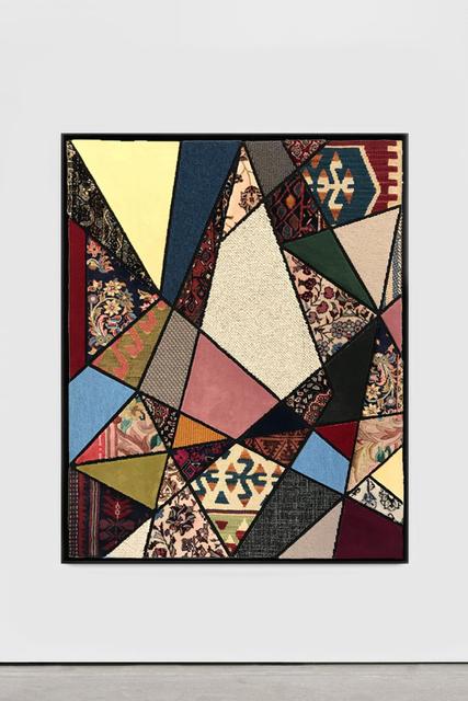 ", '""Social Fabric, Kite"",' 2018, Wentrup"