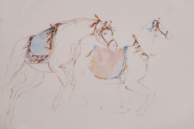Yalda Sepahpour, 'Watercolor # 4', 2019, Simard Bilodeau Contemporary