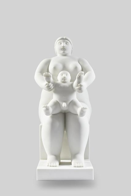 , 'Maternidad sentada,' 2010, Galeria Freites