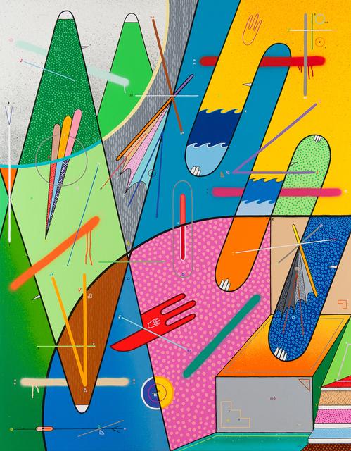 , 'Sueños #2,' 2016, ALICE Gallery