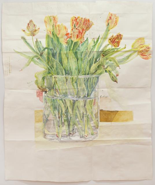 , 'Tulips,' 2014, Pierogi