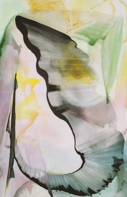 , 'Invert Sky Thigh,' 2013-2014, Moskowitz Bayse
