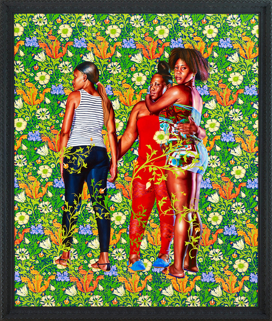 , 'Naomi and Her Daughters,' 2013, Princeton University Art Museum