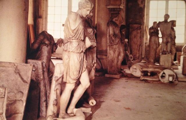Deborah Turbeville, 'Statues, Unseen Versailles', 1980, Staley-Wise Gallery