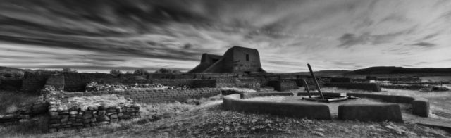 , 'Pecos National Historical Park – Mission And Convento Kiva,' 2019, Modernist Frontier
