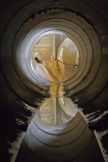 Michael Cook, 'York University Storm Sewer, From the series Water Underground', 2013, Circuit Gallery