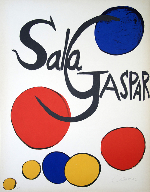 Alexander Calder, 'Sala Gaspar', 1970, BRYSTOL'S