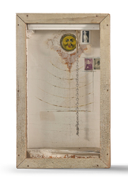 Joseph Cornell, 'The Nearest Star, an Allegory of Time,' ca. 1962, Sotheby's: Contemporary Art Day Auction
