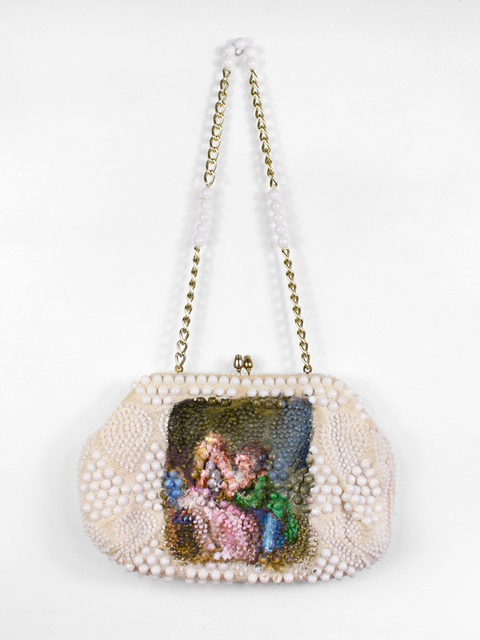 , 'Romance Purse (after Anonymous),' 2017, Fisher Parrish Gallery