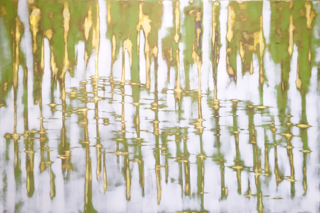 Audra Weaser, 'Immersing', 2018, Laura Rathe Fine Art