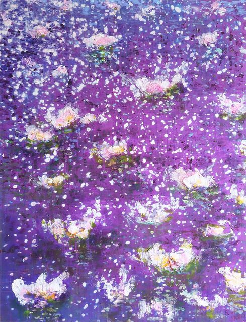 , 'Purple Rain,' 2018, Absolute Art Gallery