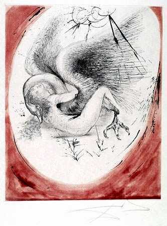 Salvador Dalí, 'Leda and the Swan (Leda et le Cygne)', 1964, Puccio Fine Art
