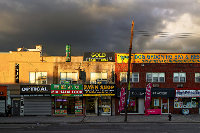 , 'Pawn Shop, Ozone Park, New York,' 2013, Pace/MacGill Gallery