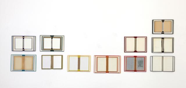 , 'Minha biblioteca vienense,' 2014, Galerie Krinzinger