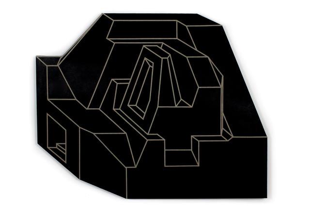 , 'Neutron,' 2018, Black Ship Gallery