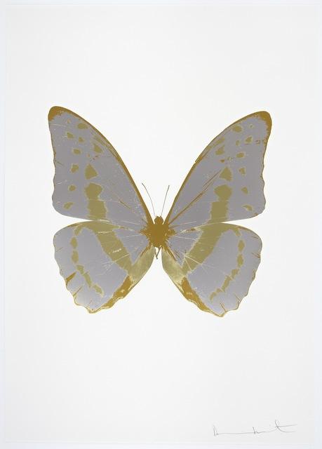 , 'The Souls III - Silver Gloss - Cool Gold - Luxury Gold,' 2010, Samuel Owen Gallery