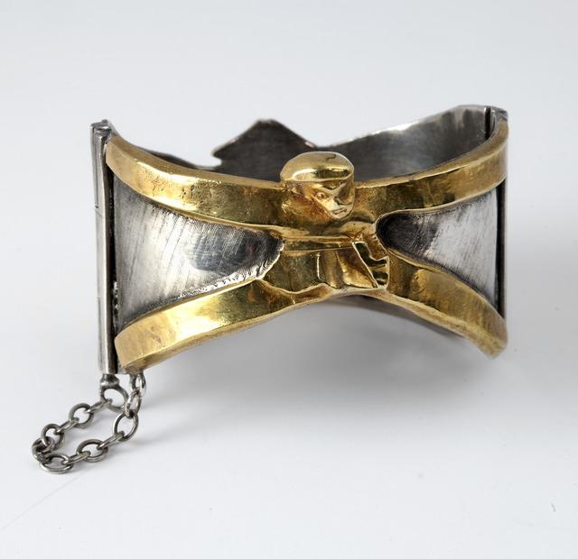 , 'Le Gendarme et le Voleur, Bracelet,' ca. 1949, Maison Gerard