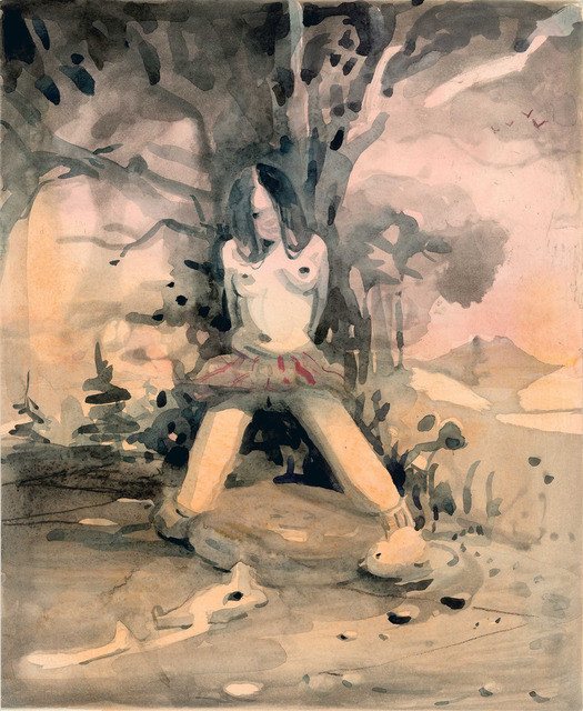 , 'The Wee Wilderness V,' 2013, Universal Limited Art Editions