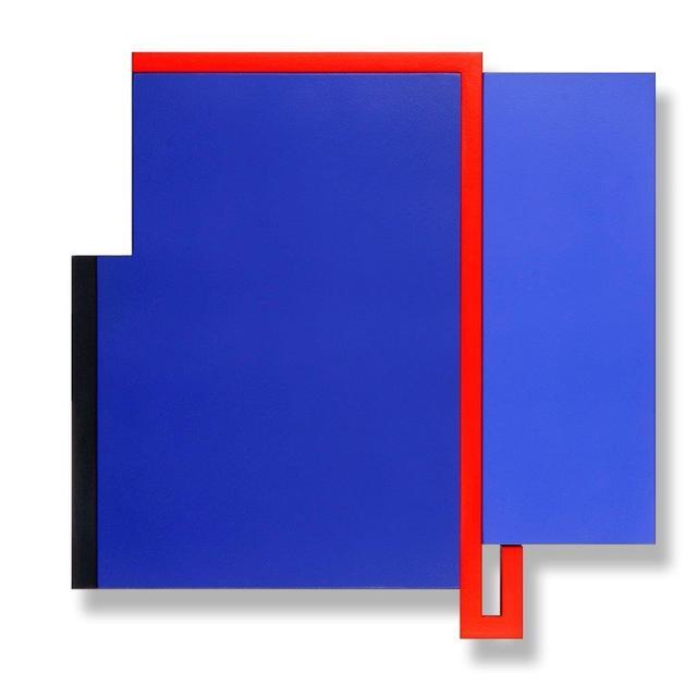 , 'Evolution 02,' 2003, Galeria de São Mamede