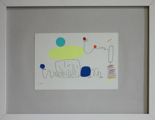 Soonae Tark, 'Workonpaper 12-1, 2012', 2012, Susan Eley Fine Art