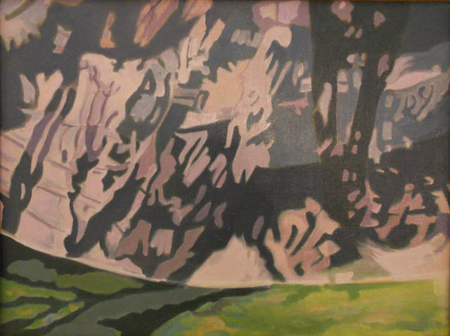 , 'Covered Green,' 1991, Walter Wickiser Gallery