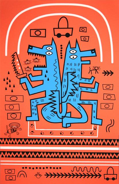 , 'El Coyote,' 2010, Ruiz-Healy Art