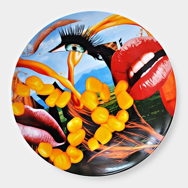 Jeff Koons, 'Lips ', 2013, Alpha 137 Gallery