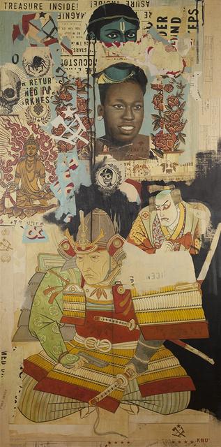 , 'MISSY KNOWS,' 2017, Hashimoto Contemporary