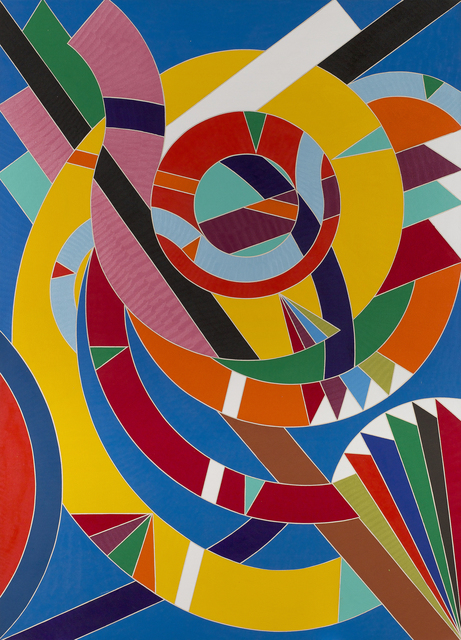 , 'HWDTW,' 1971, Debra Force Fine Art