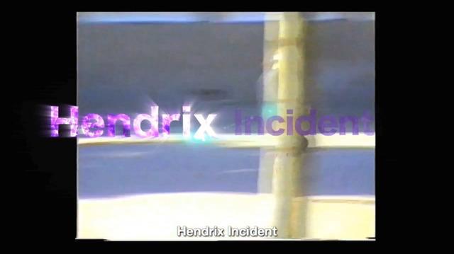 , 'Hendrix Incident,' 2013, Sandy Brown