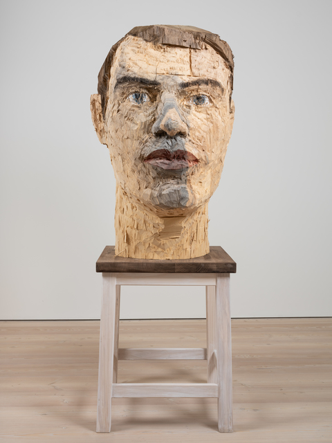 , 'Big Head,' 2019, Galerie Forsblom