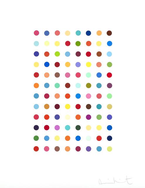 , 'Xylene Cyanol Dye Solution,' 2005, Gormleys Fine Art