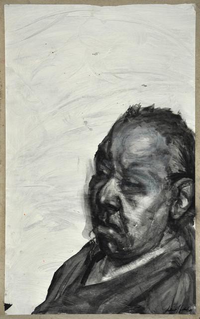 , 'untitled (Big Momma in Profile),' 2007-2008, Thomas French Fine Art