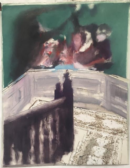 Simon Edmondson, 'Stairwell', 2018, Spazio Nuovo
