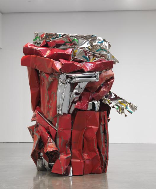 , 'TAMBOURINEFRAPPE,' 2010, Gagosian