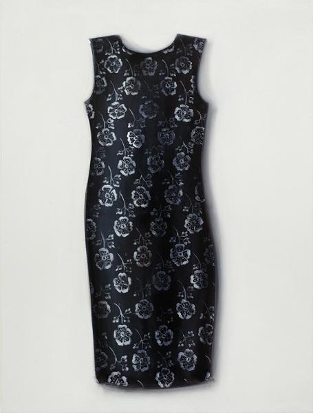 Lisa Milroy, 'Black on White', 2012, Parasol unit foundation for contemporary art