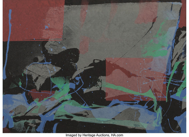 Syd Solomon, 'Untitled', n.d., Heritage Auctions