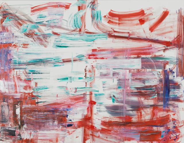 Louise Fishman, 'Bearer of the Rose', 2017, Locks Gallery