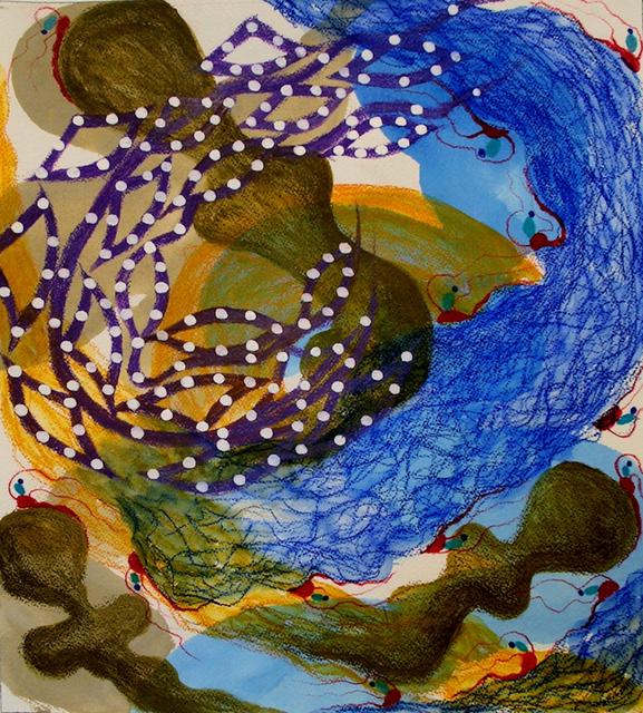 , 'Whirlwind ,' 2014, InLiquid