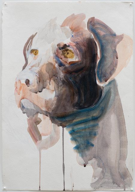 , 'Chocolate Lab,' 2014, Rosamund Felsen Gallery