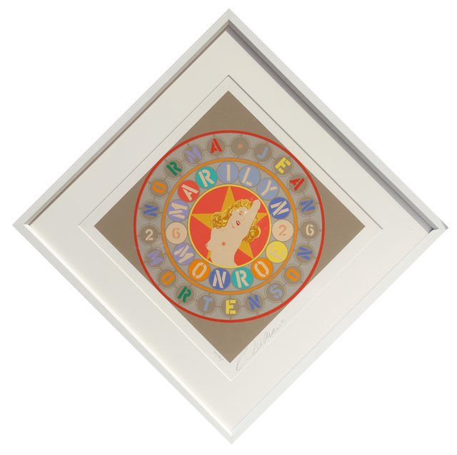 Robert Indiana, 'Marilyn from the American Dream Portfolio', 1997, RoGallery