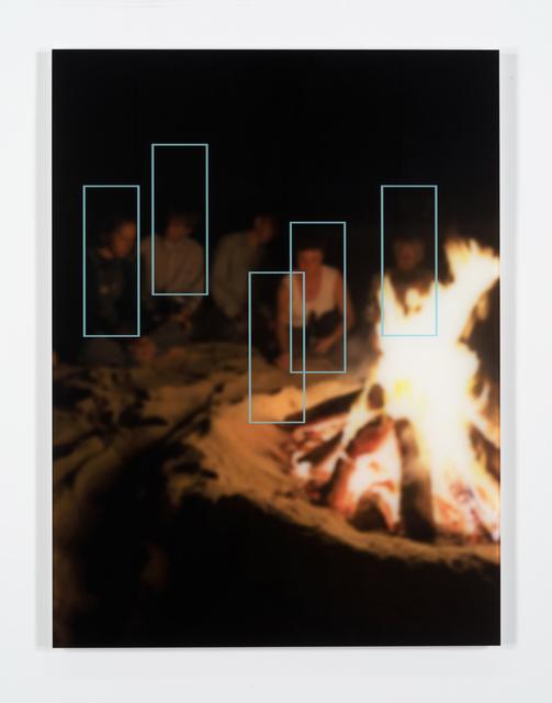 , 'The Bonfire 2,' 2019, 303 Gallery