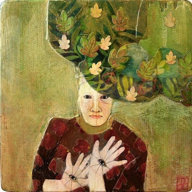 , 'Warding,' 2011, Susan Eley Fine Art
