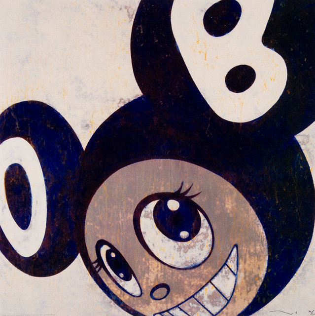 Takashi Murakami, 'And Then, and then and then and then and then (Blue)', 1996, Heritage Auctions