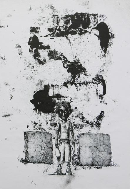 , 'Street spirit I,' 2017, Alfonso Artiaco