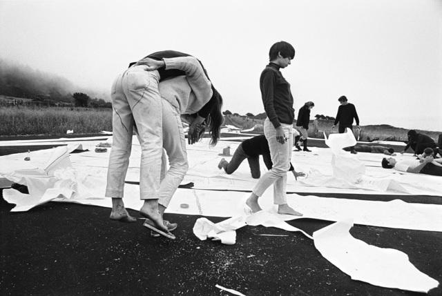 , 'Paper Ritual 3, Sea Ranch, Edition 1 of 10,' 1968, Edward Cella Art and Architecture